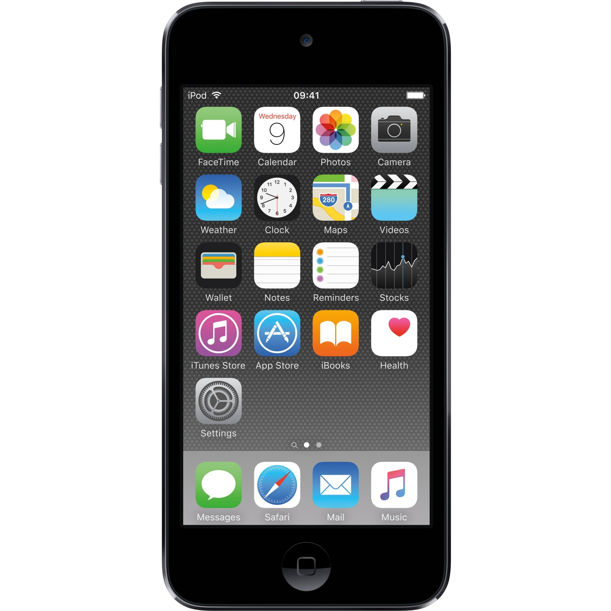 iPod touch 128GB Reproductor de MP4 128GB Gris, Reproductor MVP