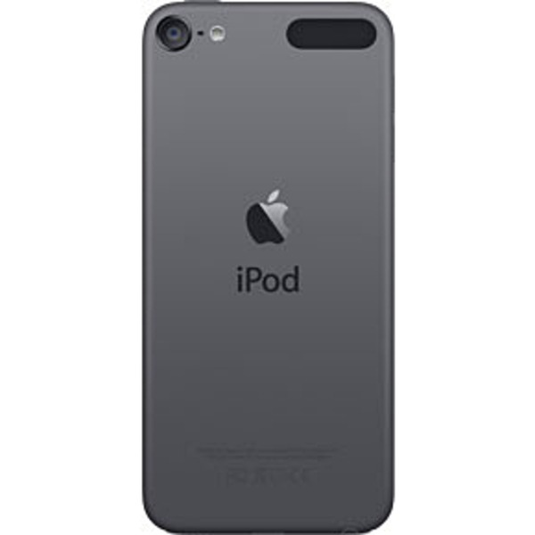 iPod touch 32GB Reproductor de MP4 Gris, Reproductor MVP