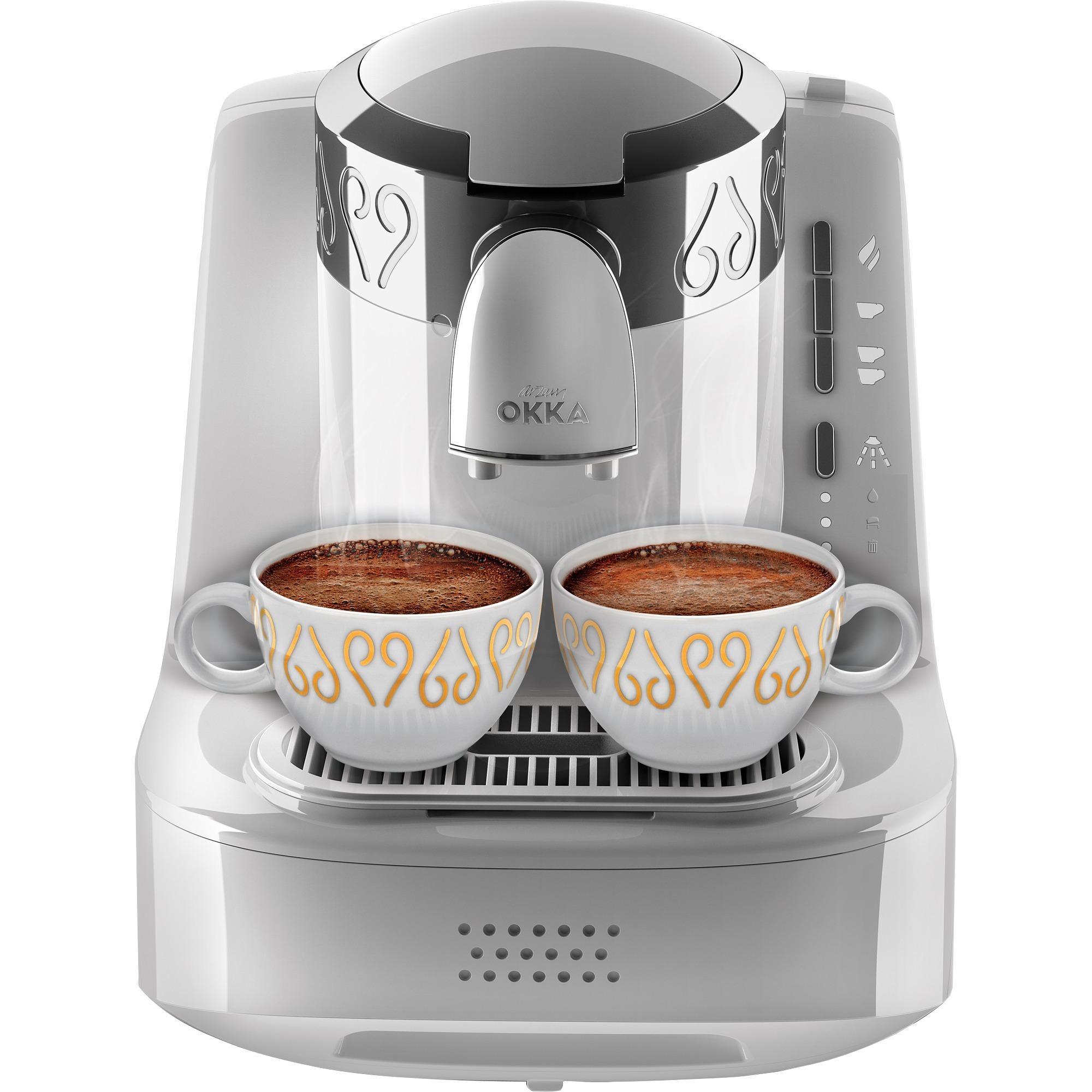 OKK2-W, Cafetera espresso
