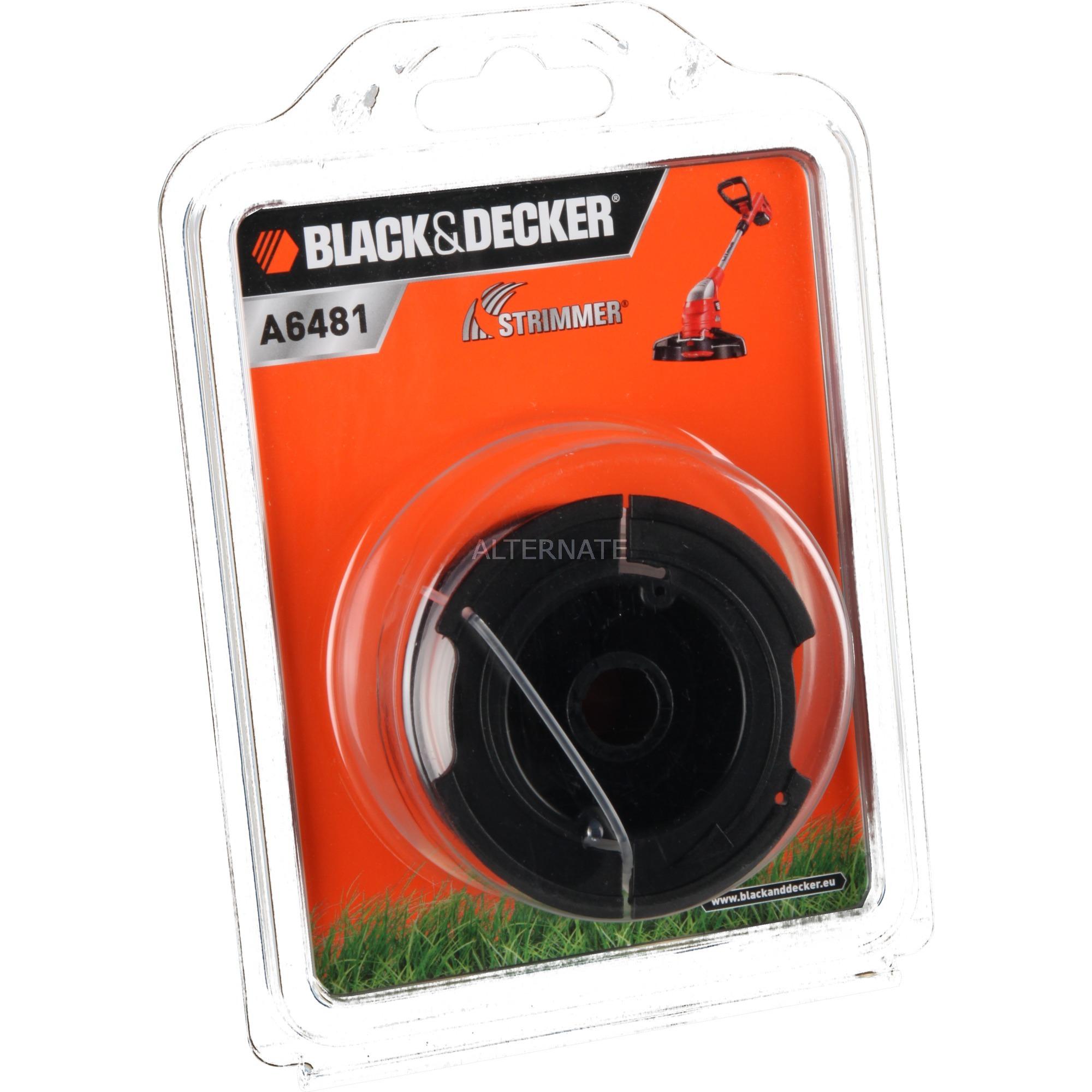 A6481 string trimmer accessories, Hilo de Mackie