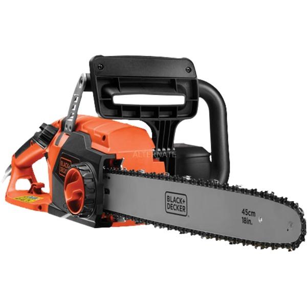 CS2245 sierra eléctrica Negro, Gris, Naranja 2200 W, Motosierra eléctrica