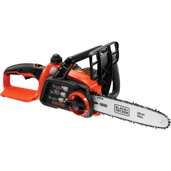 GKC1825L20 3.5m/s 18V Ión de litio Negro, Naranja motosierra sin cables, Motosierra...
