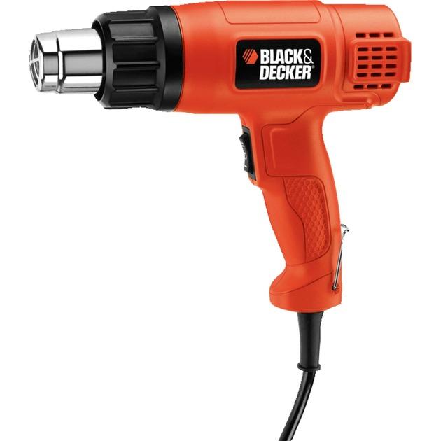 KX1650 740l/min 1750W Rojo pistola de calor eléctrica, Decapador por aire caliente