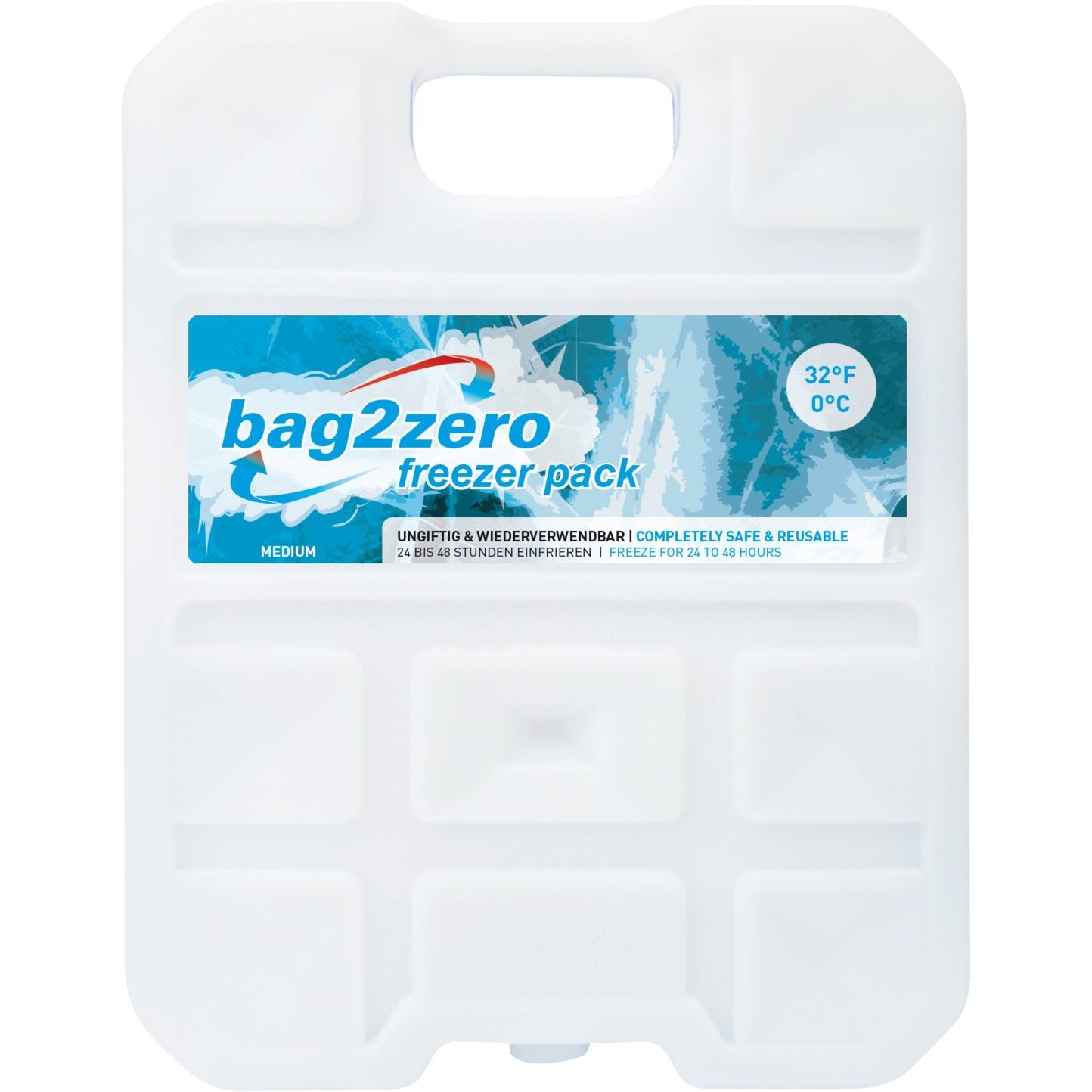 Bag2Zero Freezer Pack FP0-M, Elemento refrigerante