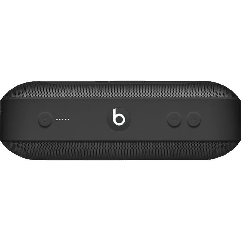 Beats Pill+ Stereo portable speaker Negro, Altavoz