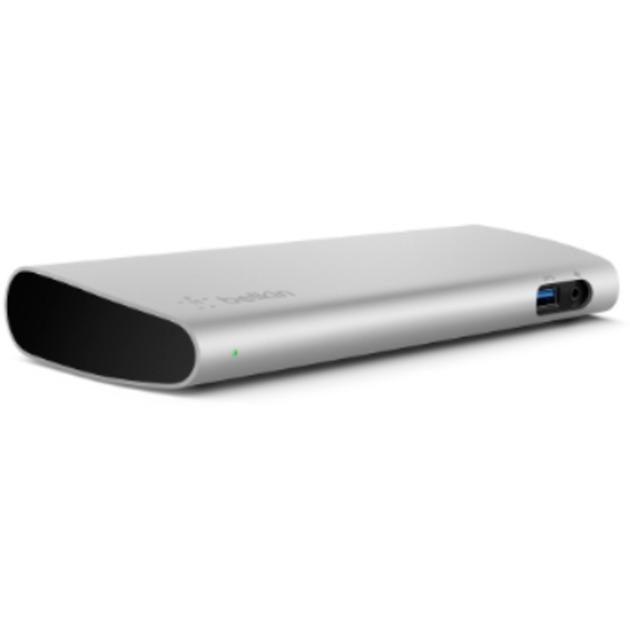 Thunderbolt 3 Express Dock HD USB 3.1 (3.1 Gen 2) Type-C nodo concentrador, Estación de acoplamiento