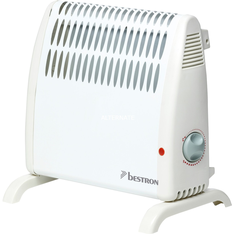 ABH401 Blanco 500W Radiador calefactor eléctrico, Termoventiladores