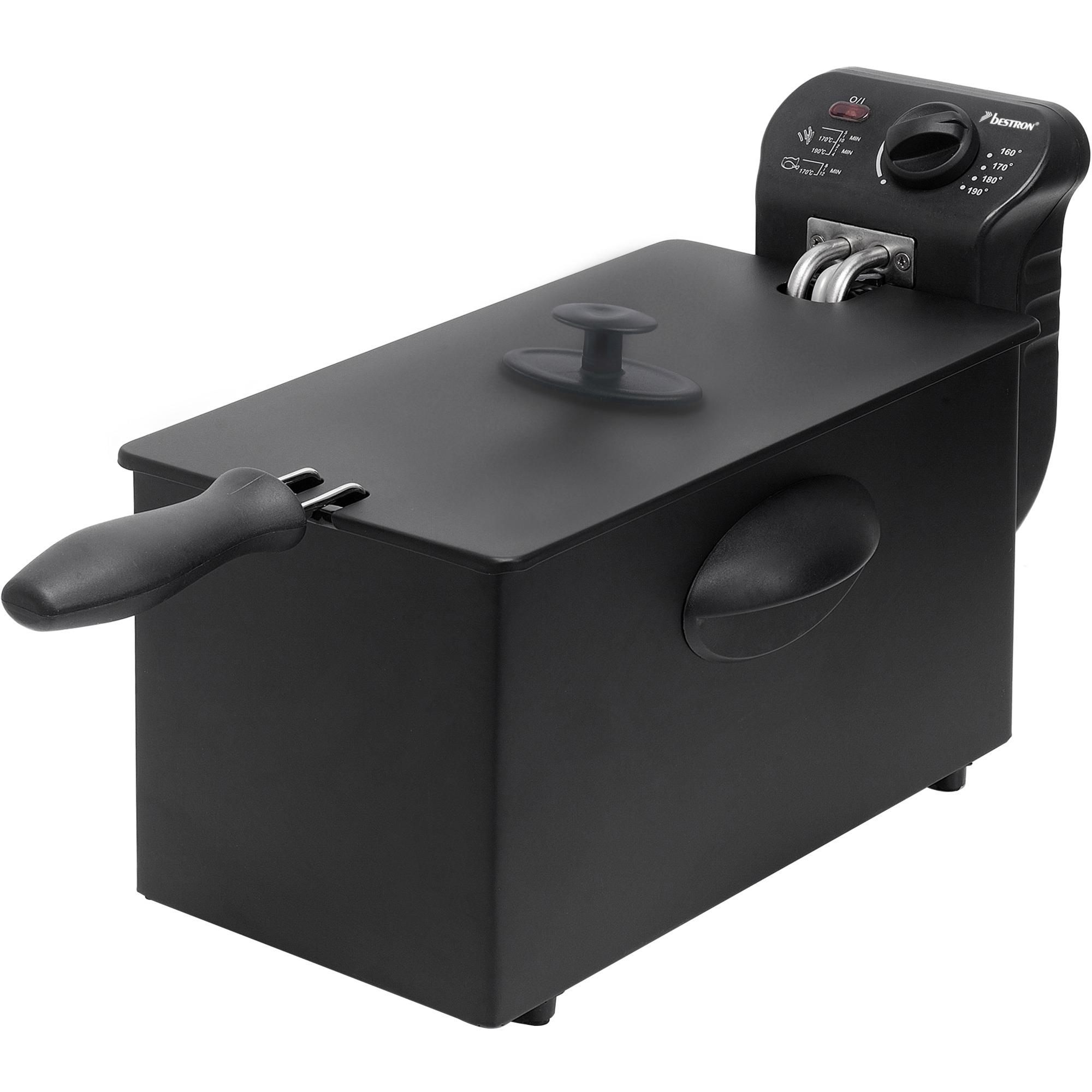 AF357B freidora 3,5 L Sencillo Negro 2000 W