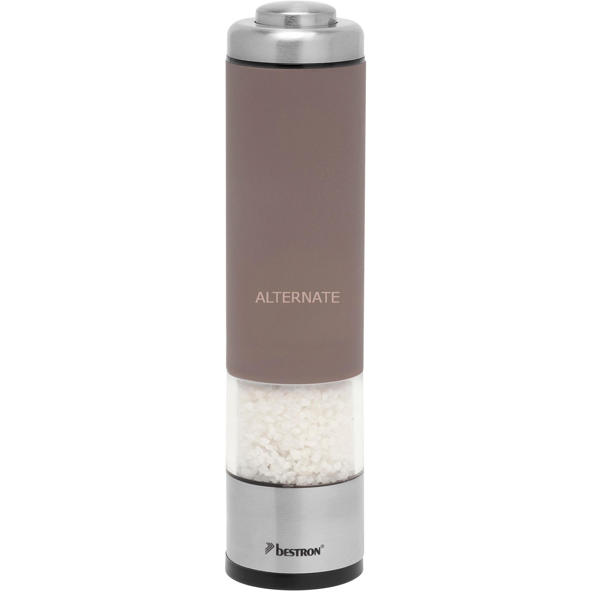 APS526T Gris molinillo de especias, Molinillo de pimienta/sal