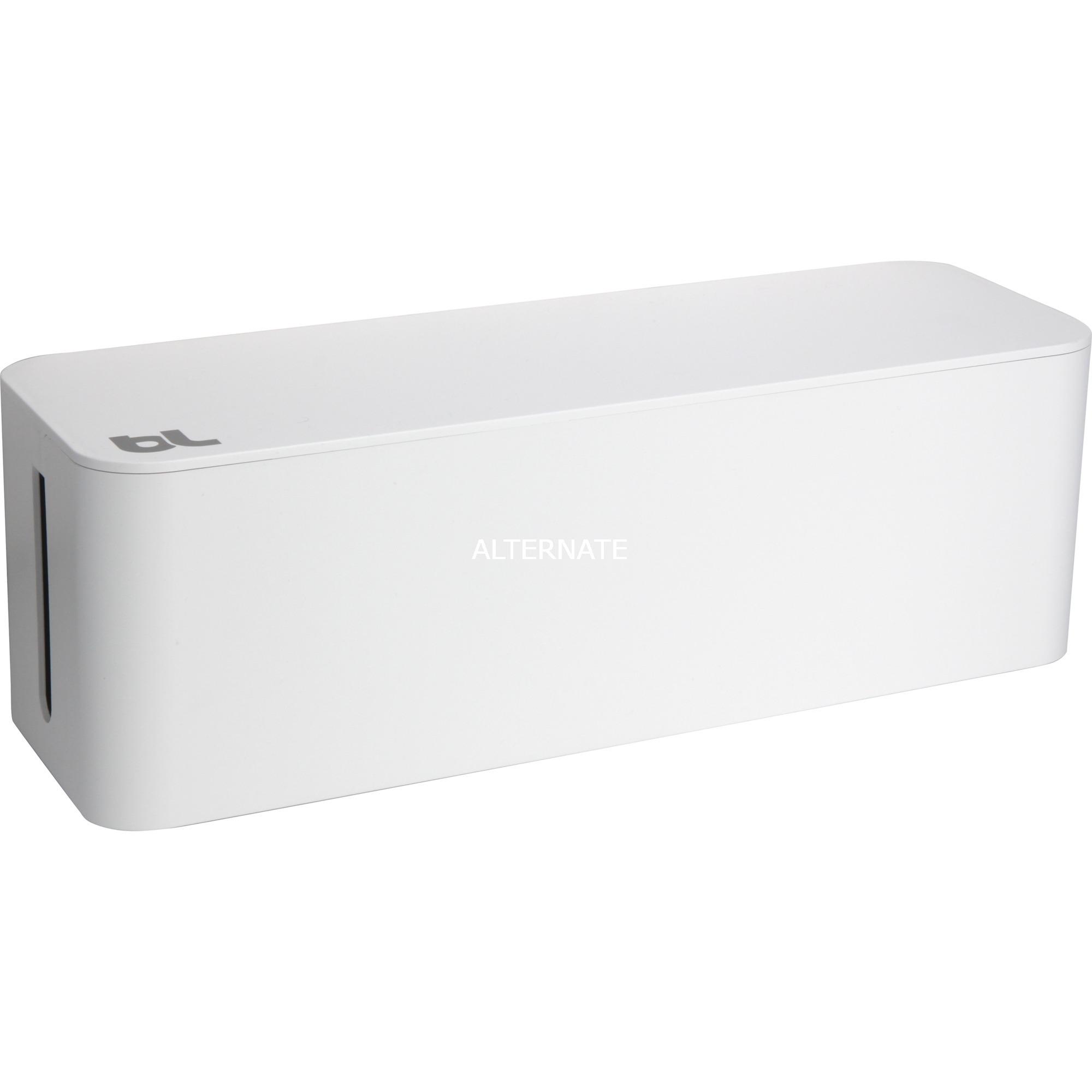 Cablebox Blanco, Almacenamiento