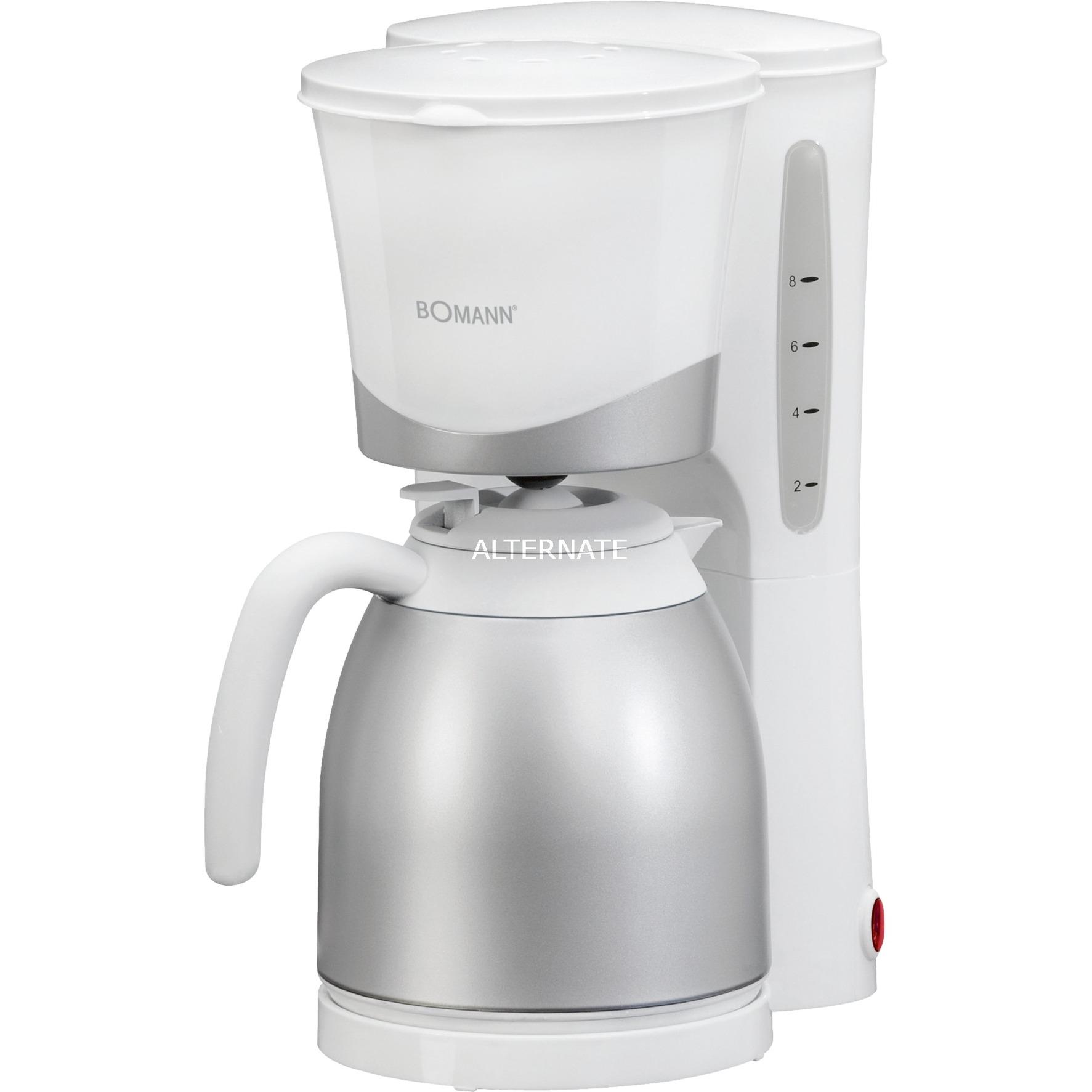KA 168 CB Cafetera de filtro 1L 10tazas