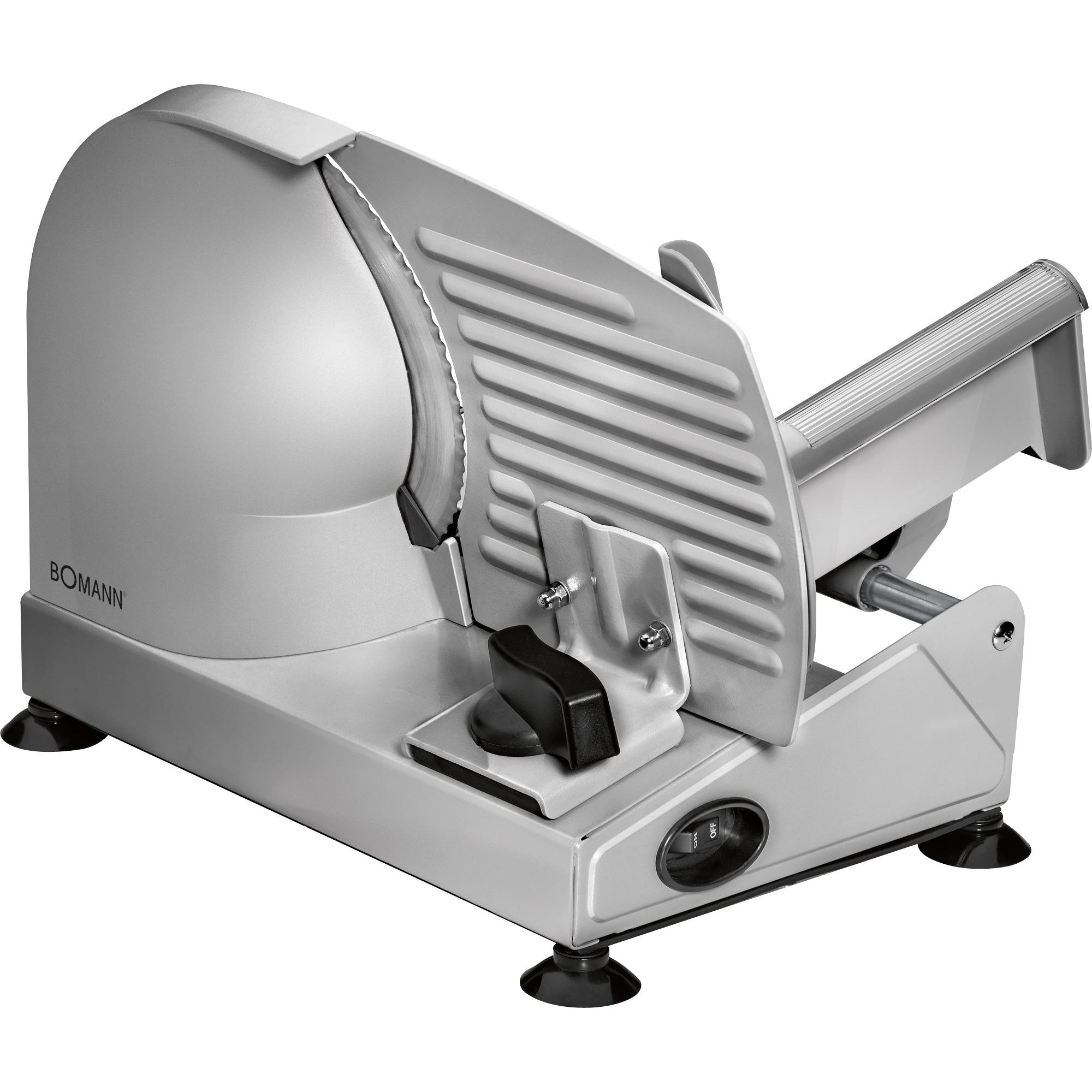 MA 451 CB rebanadora Eléctrico Plata Aluminio 150 W, Cortatodo