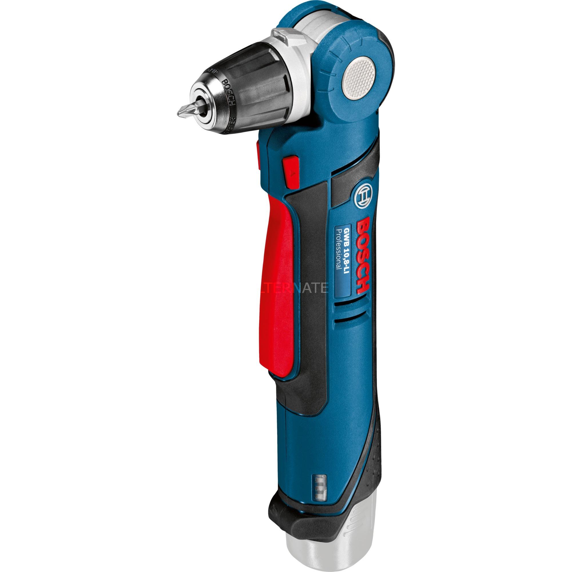 0601390909 Taladro de ángulo recto Azul Ión de litio 1,2 kg, Taladro/destornillador