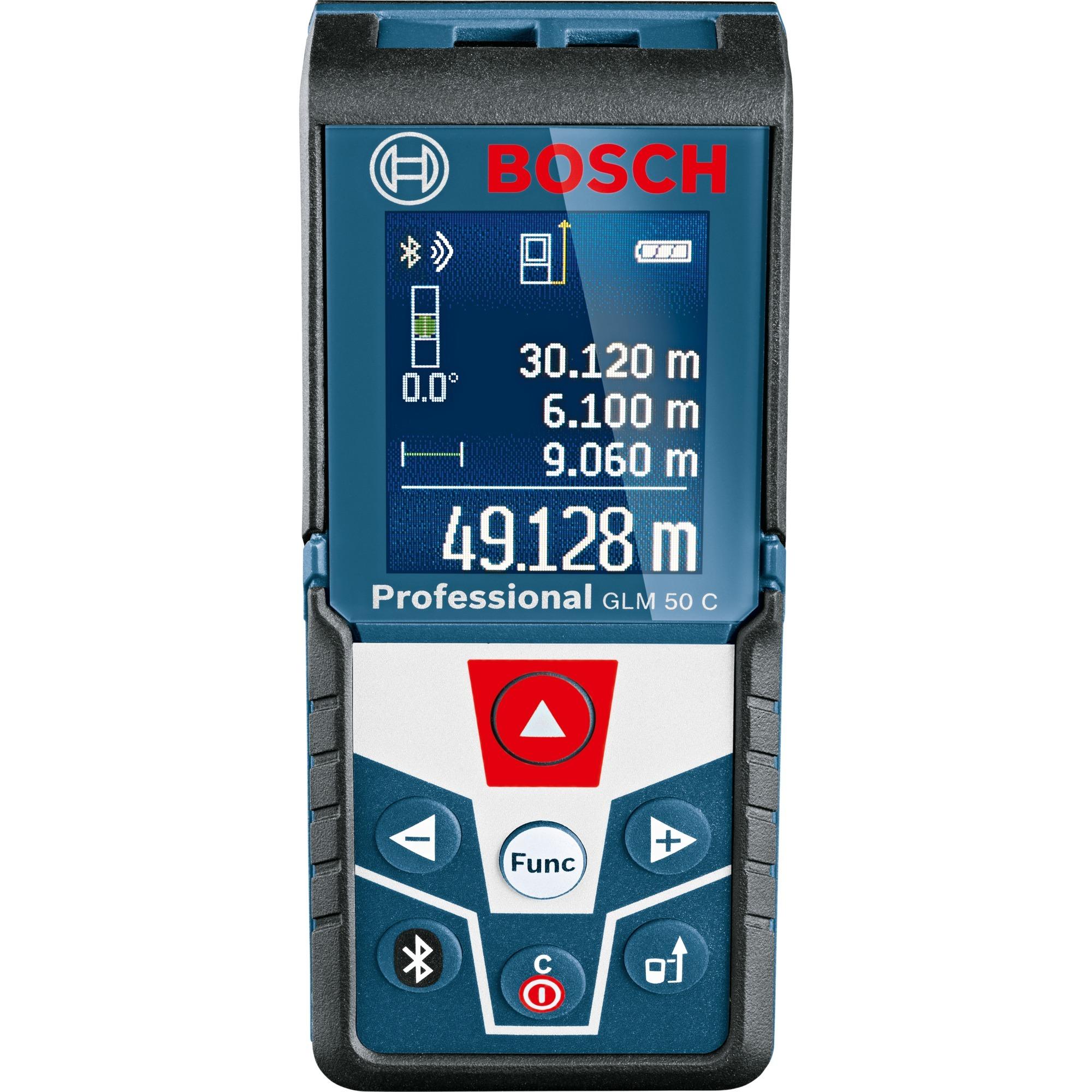 0 601 072 C00 telémetro Medidor láser de distancias 50 m Negro, Azul