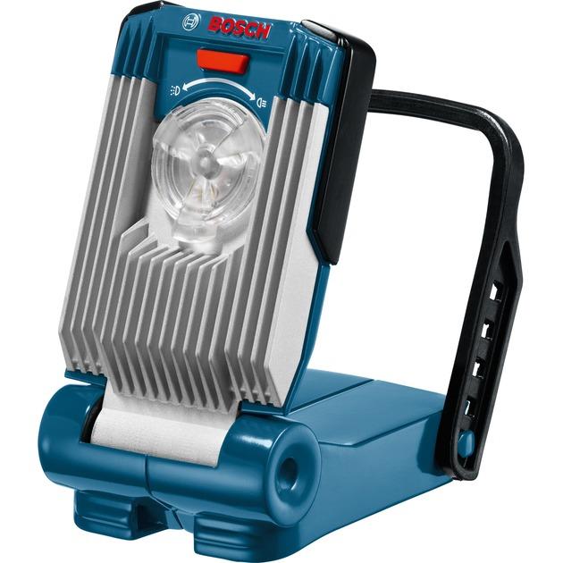0 601 443 400 linterna Linterna de mano Negro, Azul, Rojo, Luz de trabajo
