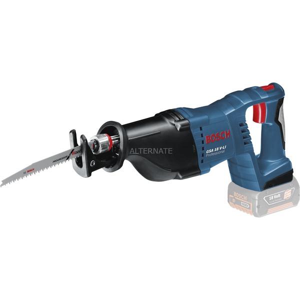 0 601 64J 007 sierra de sable 2,8 cm Negro, Azul
