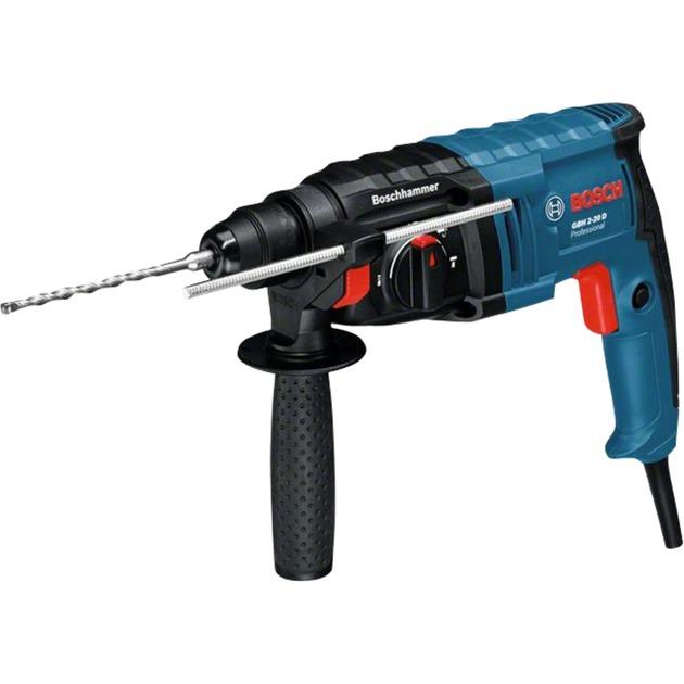 0 611 25A 400 rotary hammers SDS Plus 1300 RPM 650 W, Martillo perforador