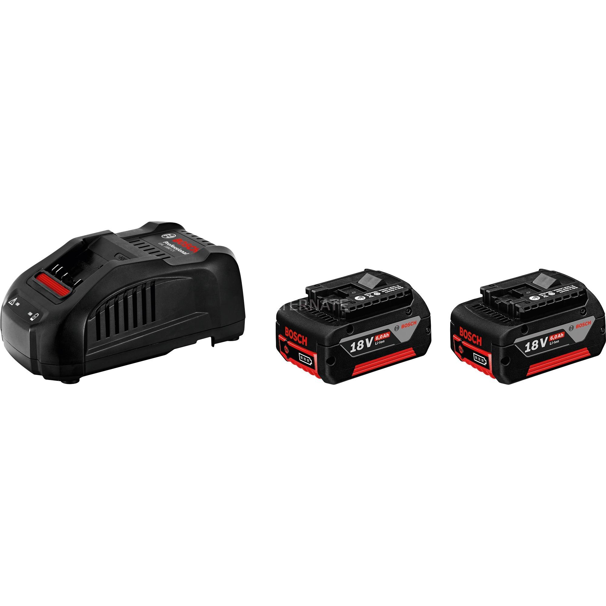 1 600 A00 B8L cargador de batería Negro Cargador de baterías para interior, Conjunto