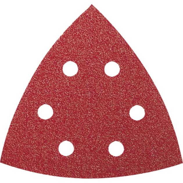 2 607 019 487 25pieza(s) accesorio para lijadora, Hoja de lija