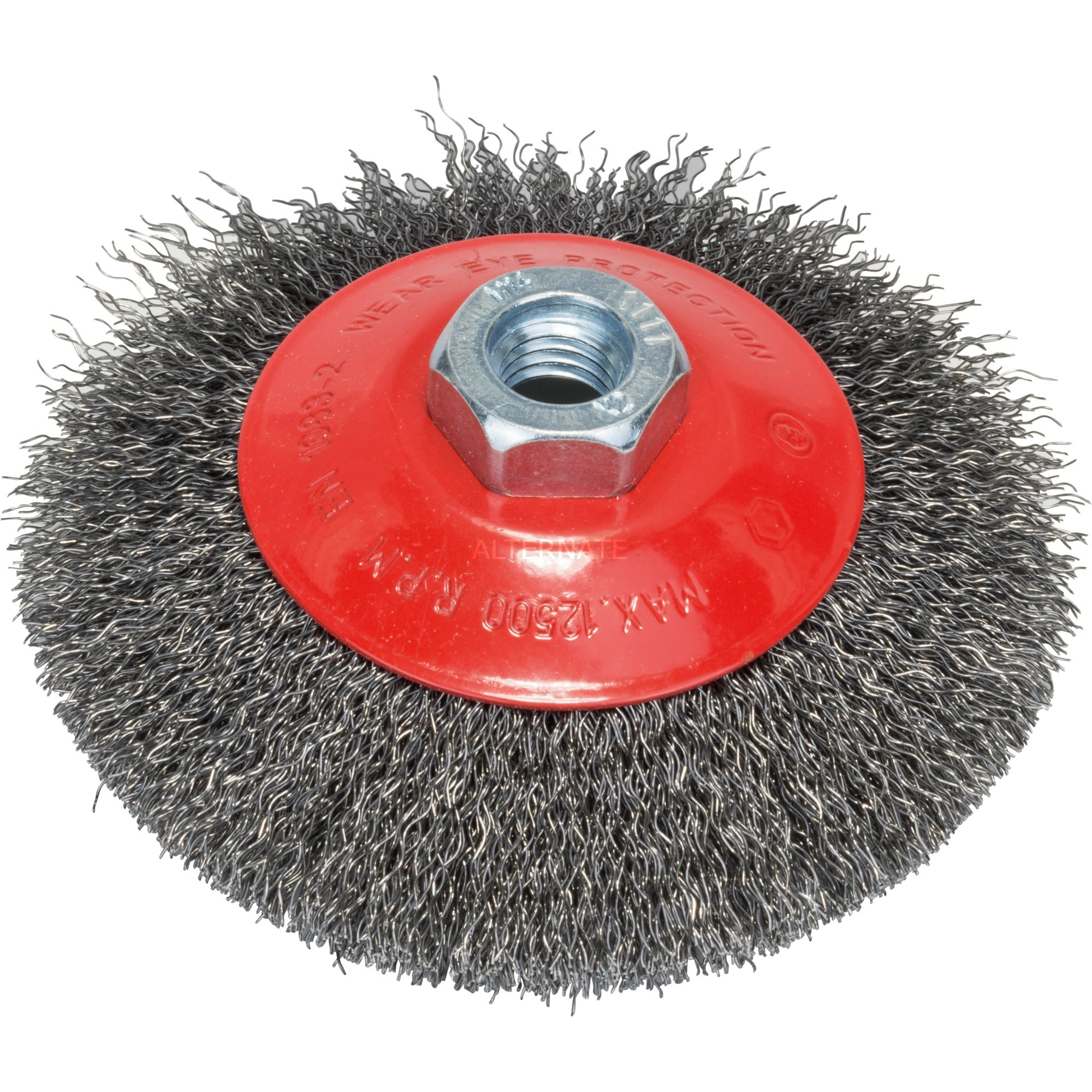 2 608 622 101 Cepillo abrasivo 115mm cepillo y rueda de alambre