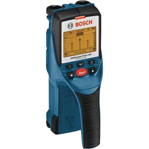 D-tect 150 herramienta de medición y diseño, Localizador