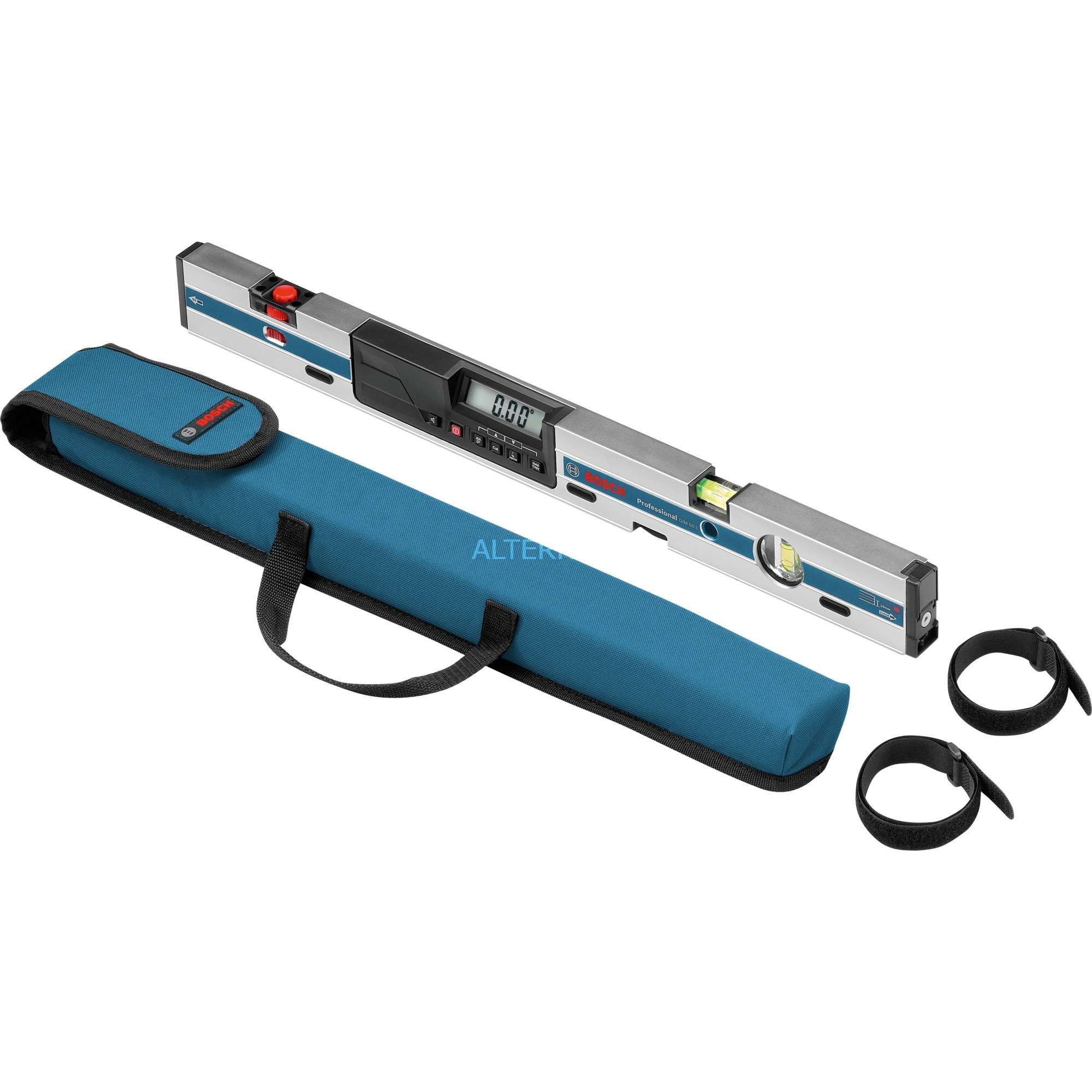GIM 60 L Professional medidor de ángulos digital 0 - 360°, Clinómetro