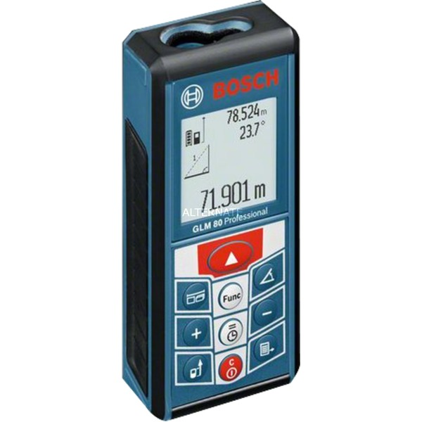 GLM 80 Negro, Azul, Telémetro