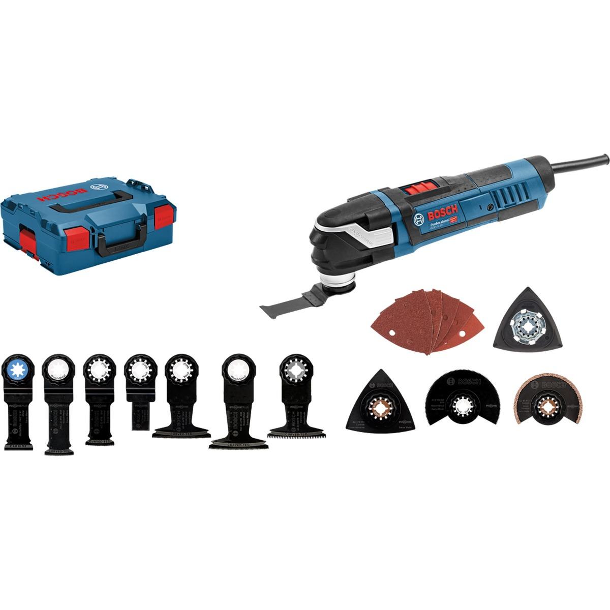 GOP 40-30 Professional 20000RPM 400W cortadora universal, Herramienta multifunción