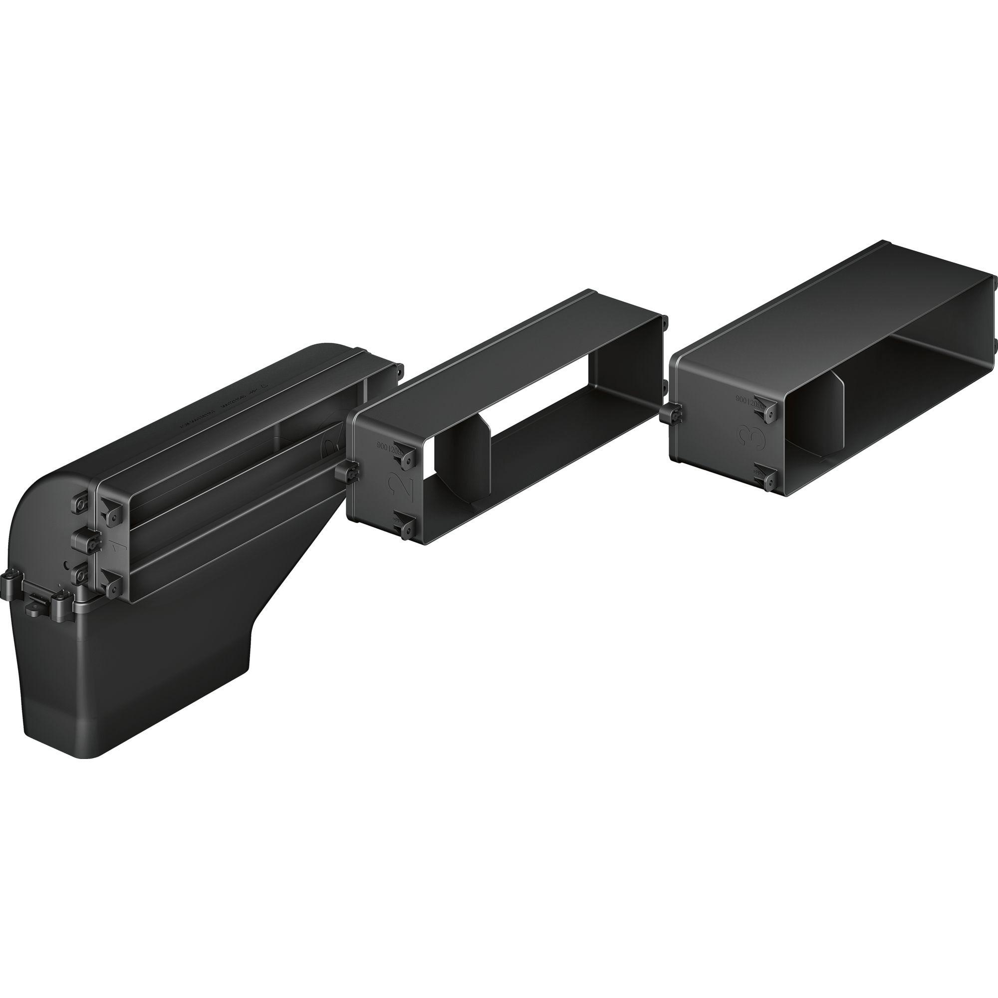 HEZ381401 accesorio para campana de estufa Set de recirculación de aire para campana extractora, Set de modificación