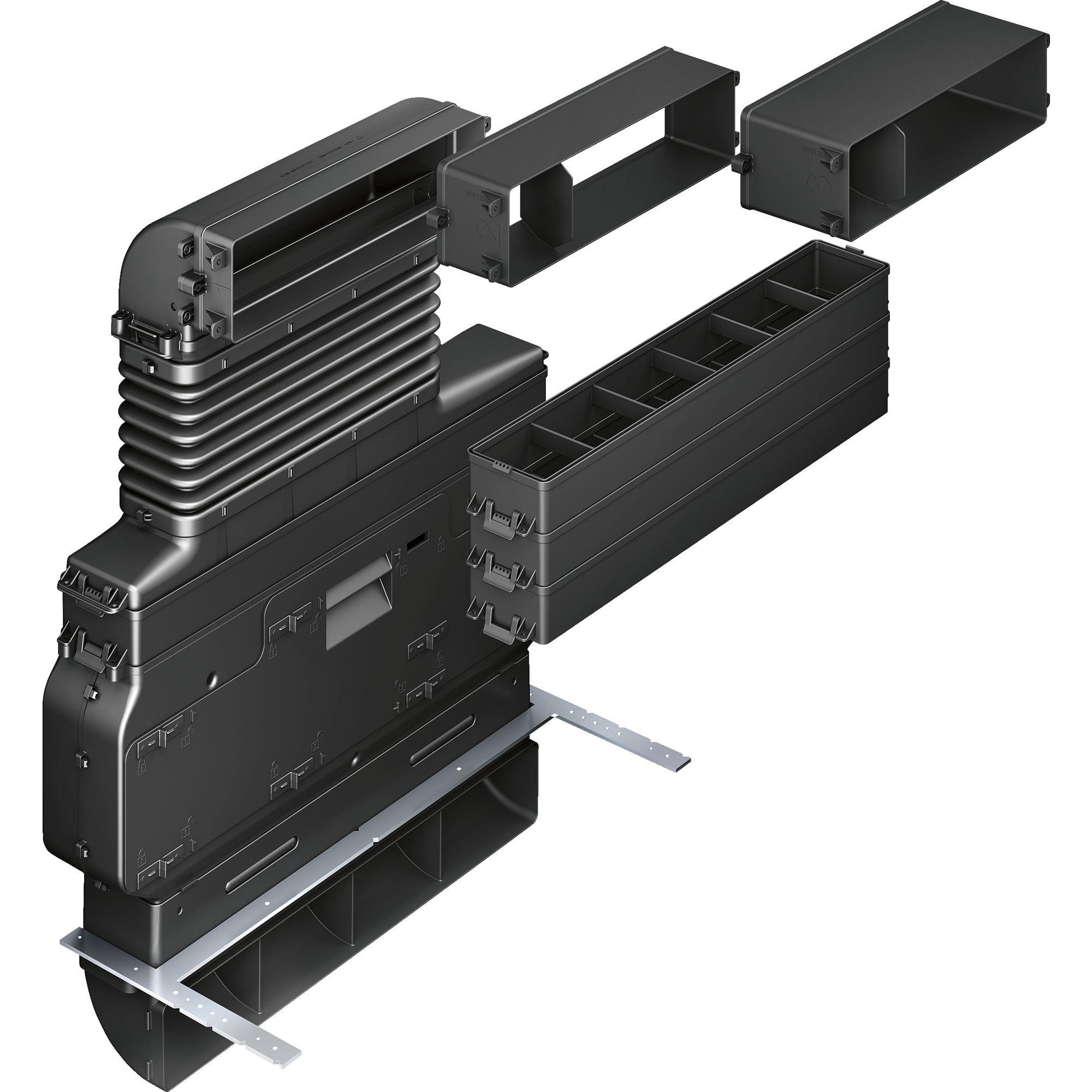 HEZ381501 accesorio para campana de estufa Filtro para campana extractora, Set de modificación
