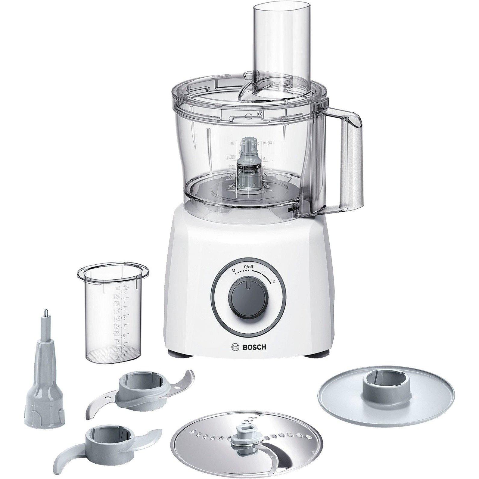 MCM3100W 800W 2.3L Blanco robot de cocina