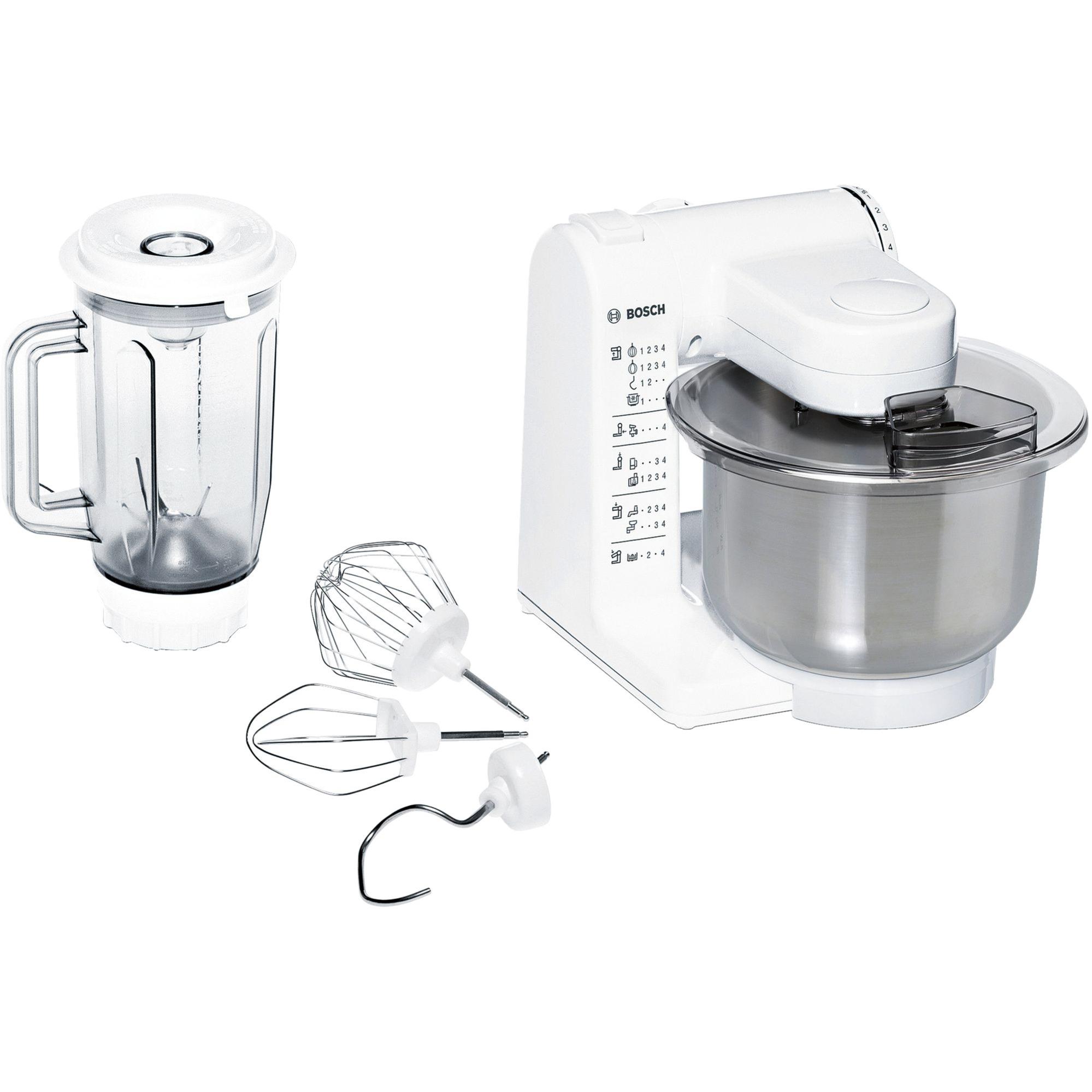 MUM4409 500W 3.9L Color blanco robot de cocina