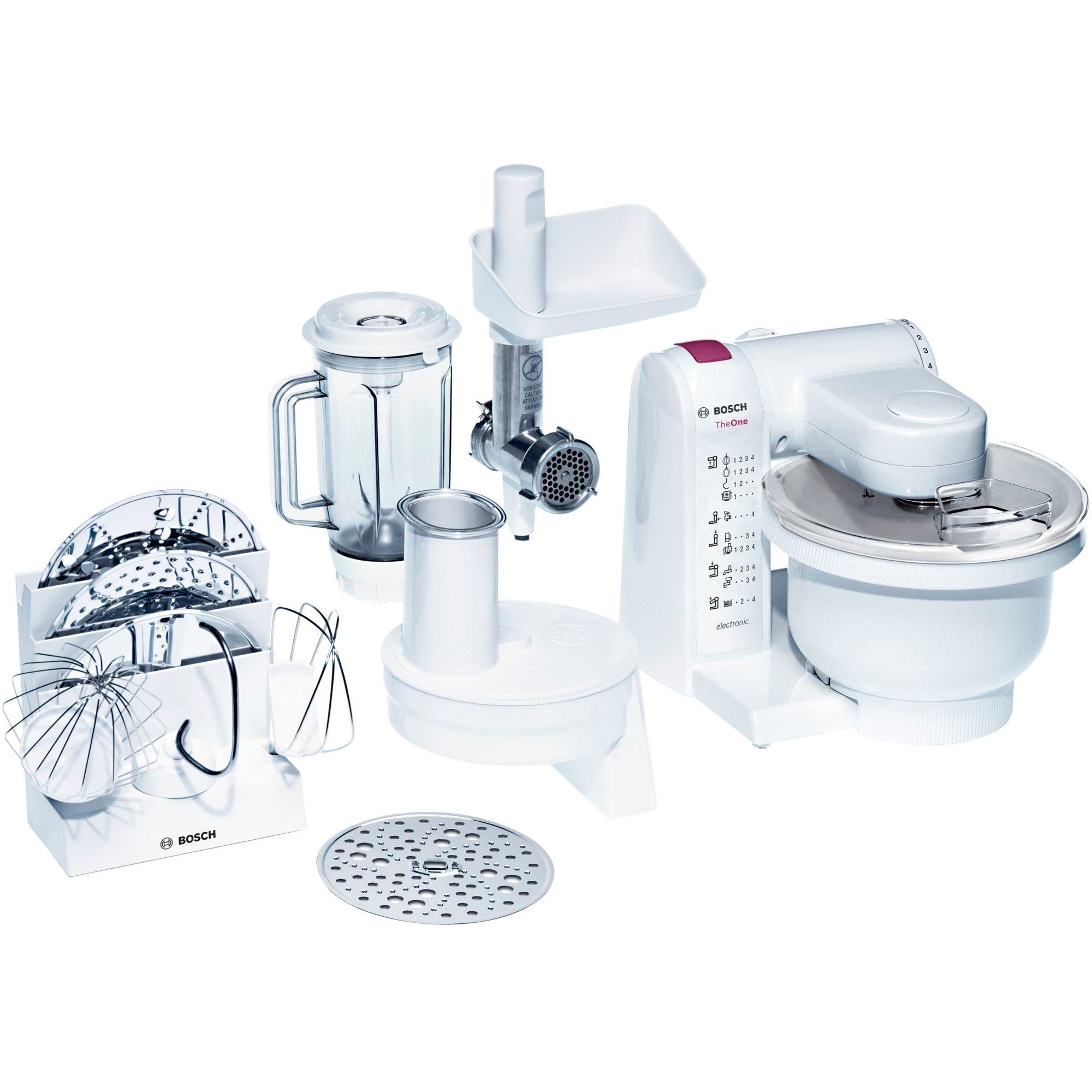 MUM4657 550W Blanco robot de cocina