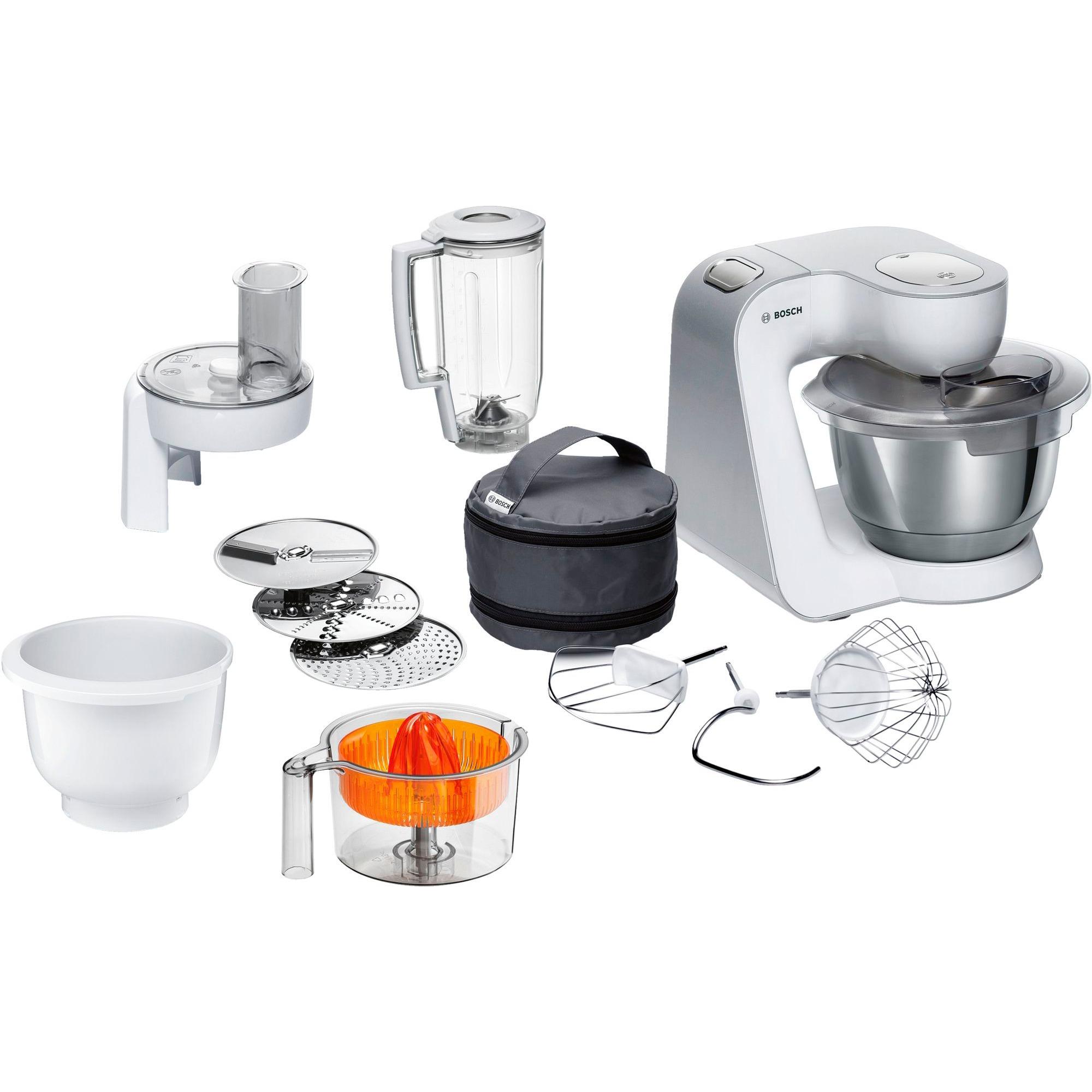 MUM5 CreationLine MUM58243 1000W 3.9L Blanco robot de cocina