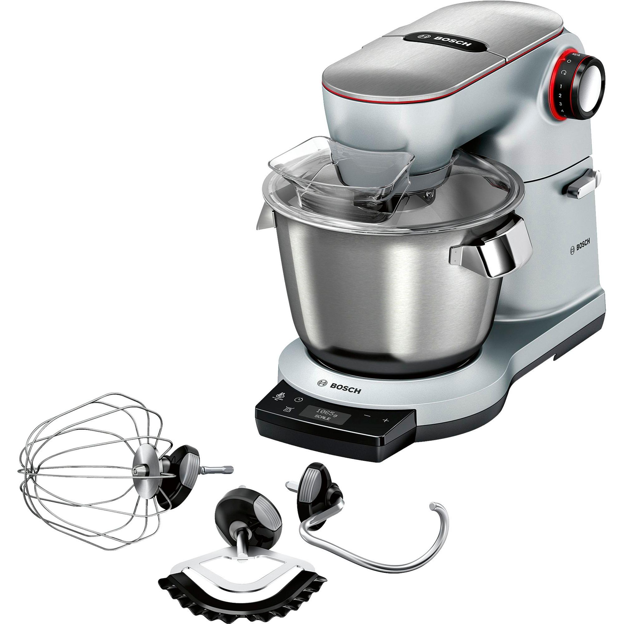 MUM9AX5S00 5.5L Acero inoxidable robot de cocina