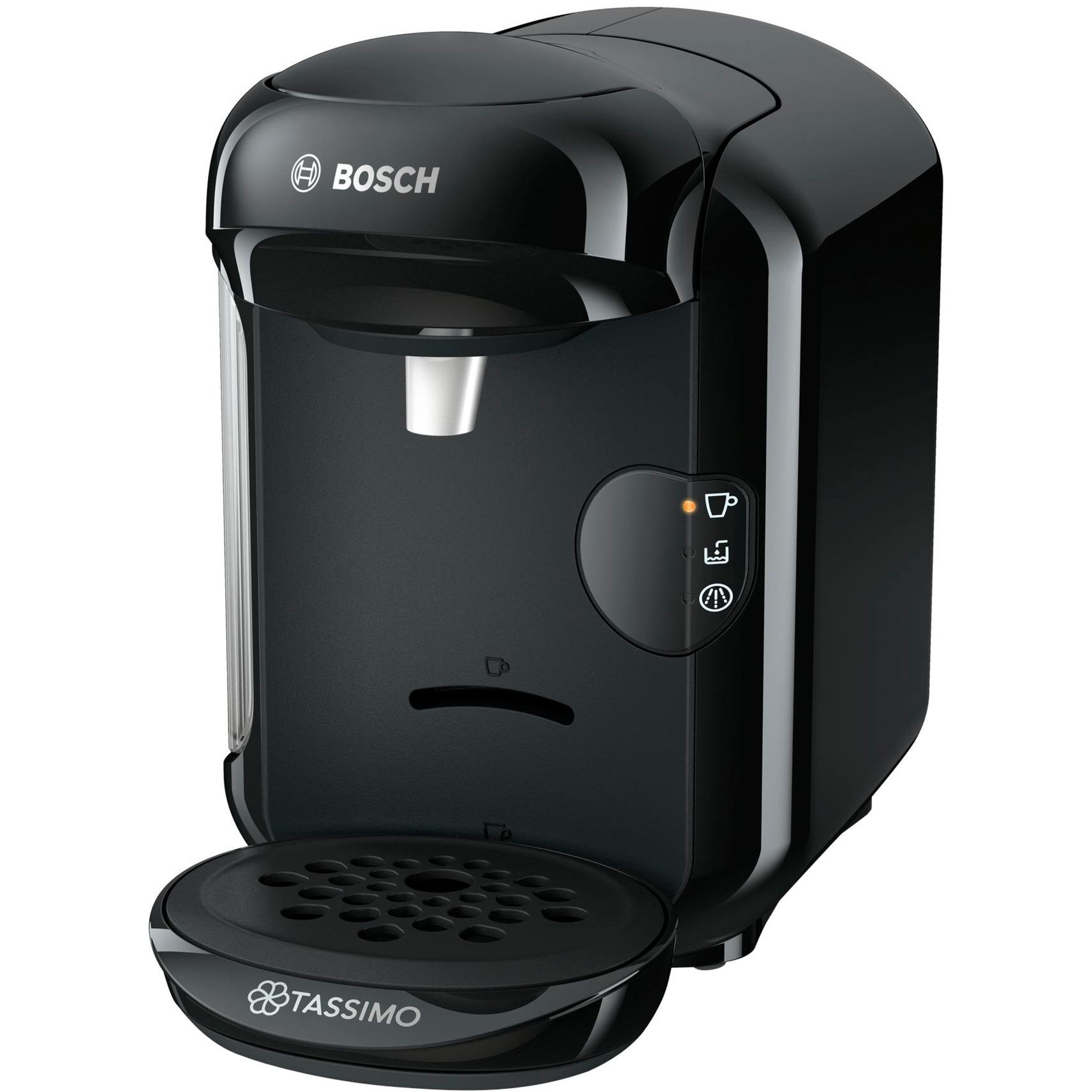 TAS1402 Independiente Totalmente automática Cafetera combinada 0.7L Negro cafetera eléctrica, Cafetera de cápsulas