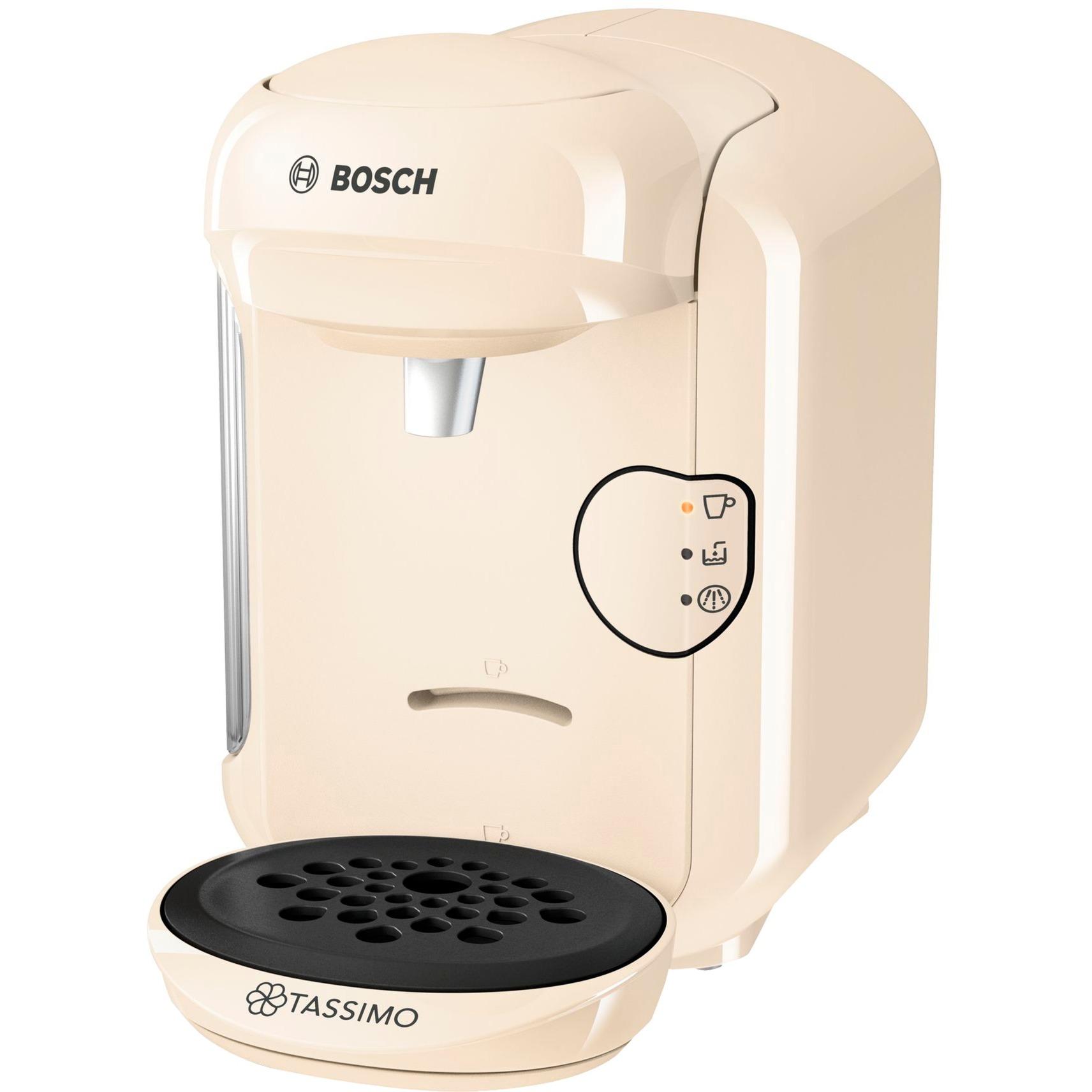 TASSIMO VIVY 2 Independiente Totalmente automática Máquina de café en cápsulas 0.7L Crema de color, Cafetera de cápsulas