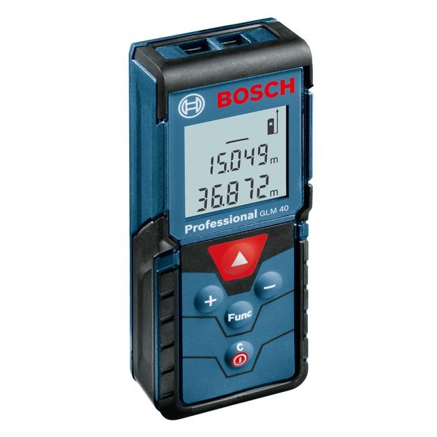 Telémetro láser GLM 40 Professional