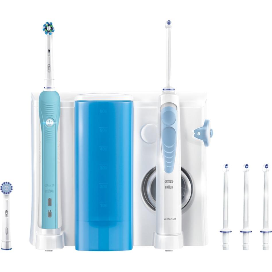 139805 cepillo eléctrico para dientes Adulto Blanco, Limpieza bucal