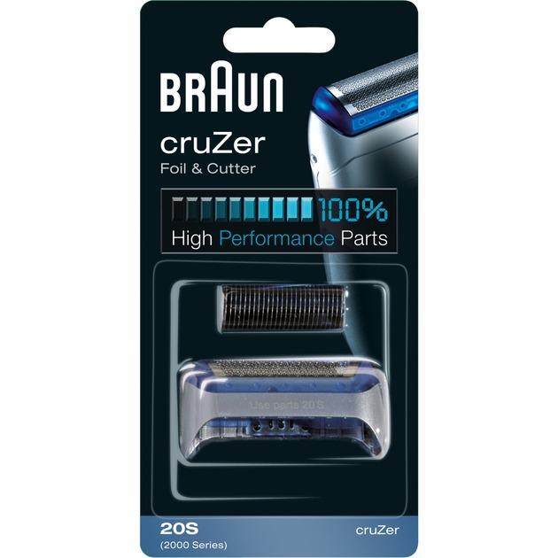 20S accesorios para máquinas de afeitar, Cabezal de afeitado