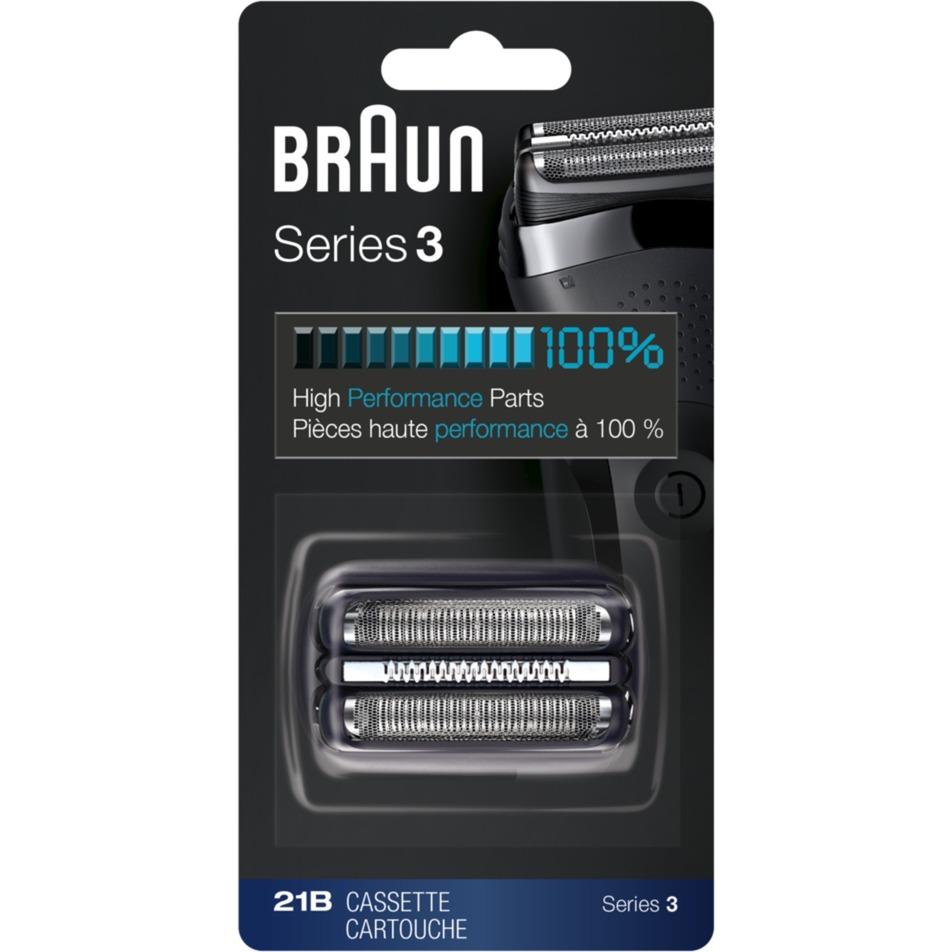 21B Accesorios para máquinas de afeitar, Cabezal de afeitado