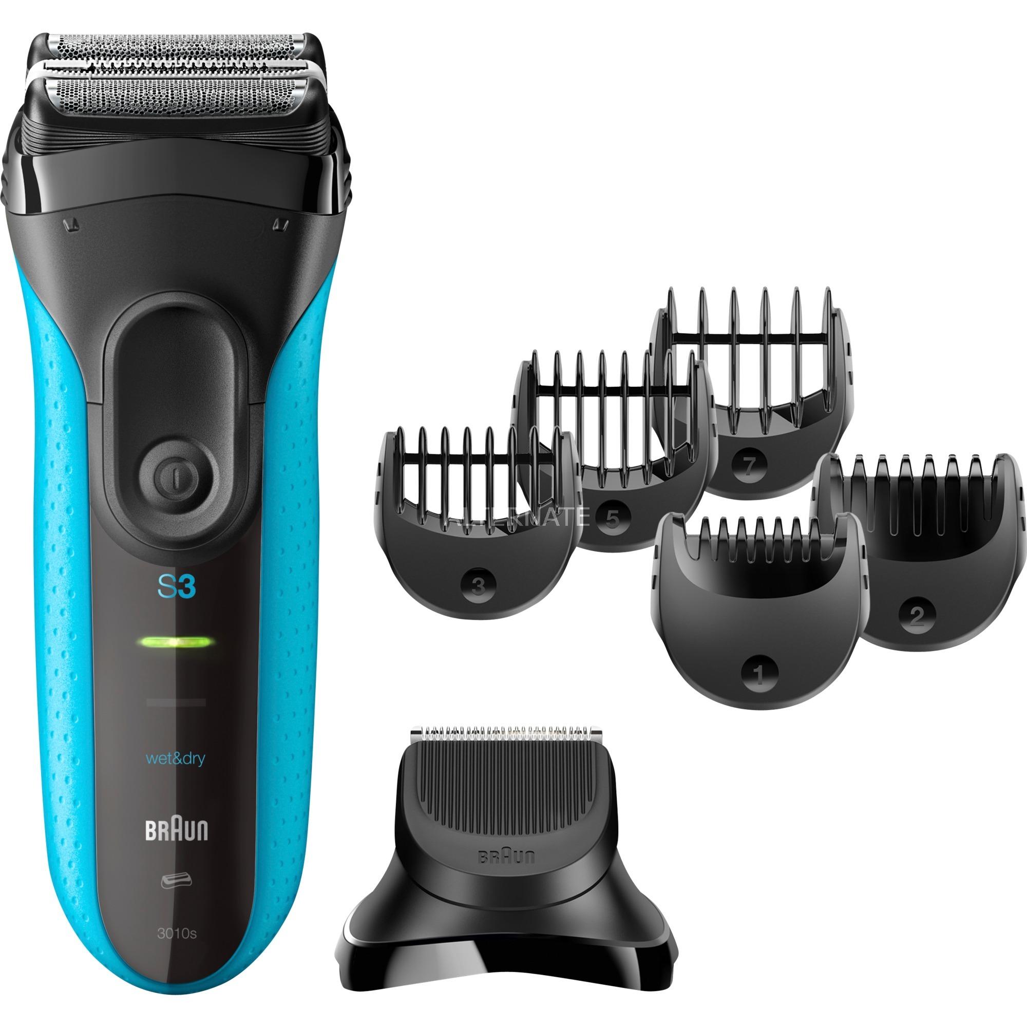 3010BT, Máquina de afeitar