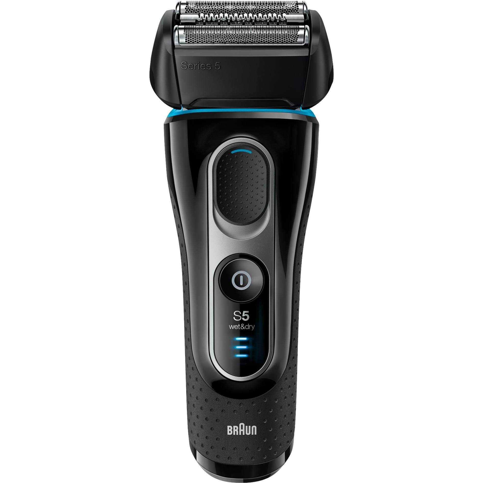 5160s, Máquina de afeitar