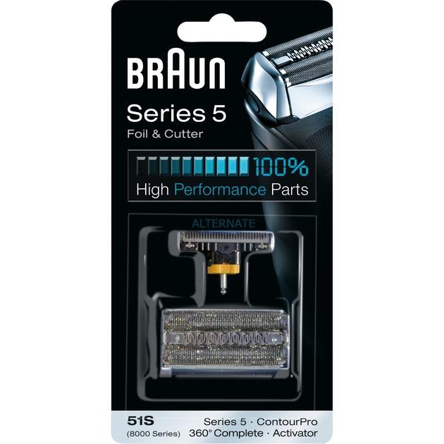 51S Accesorios para máquinas de afeitar, Cabezal de afeitado