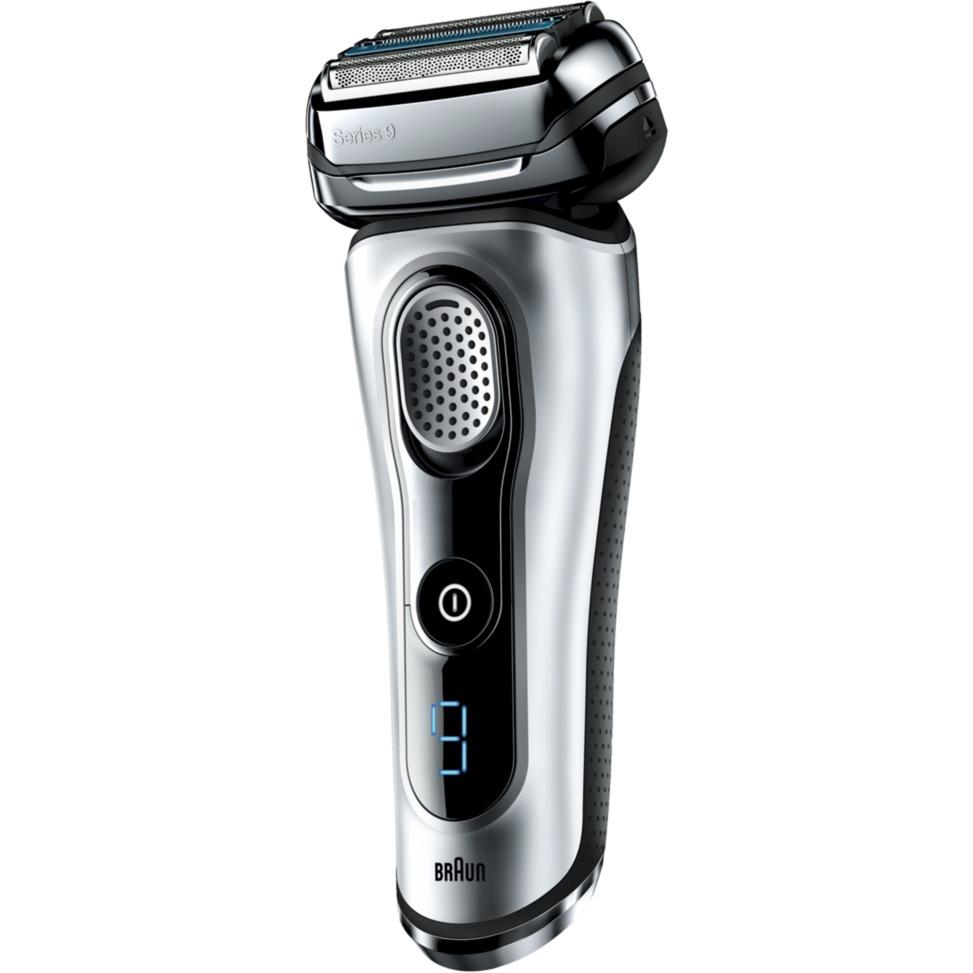 9290cc afeitadora Máquina de afeitar de láminas Recortadora Negro, Plata