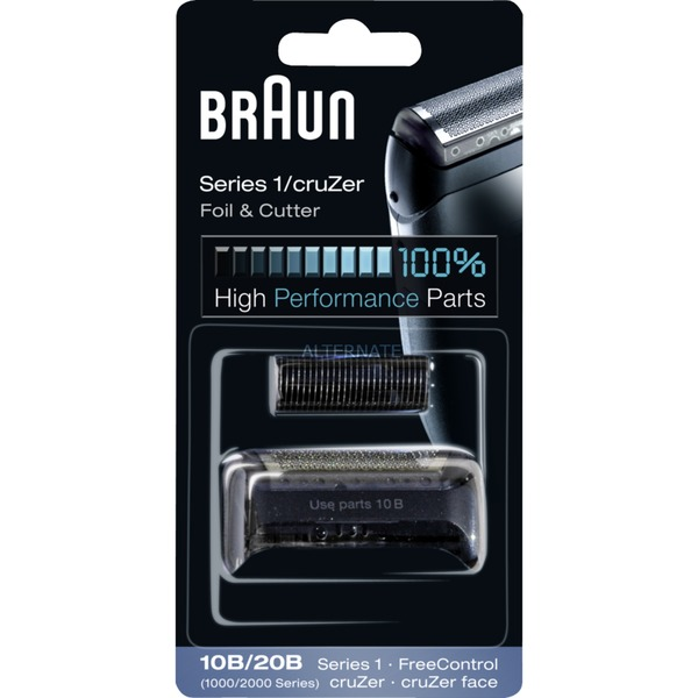 BR-CP10B Accesorios para máquinas de afeitar, Cabezal de afeitado