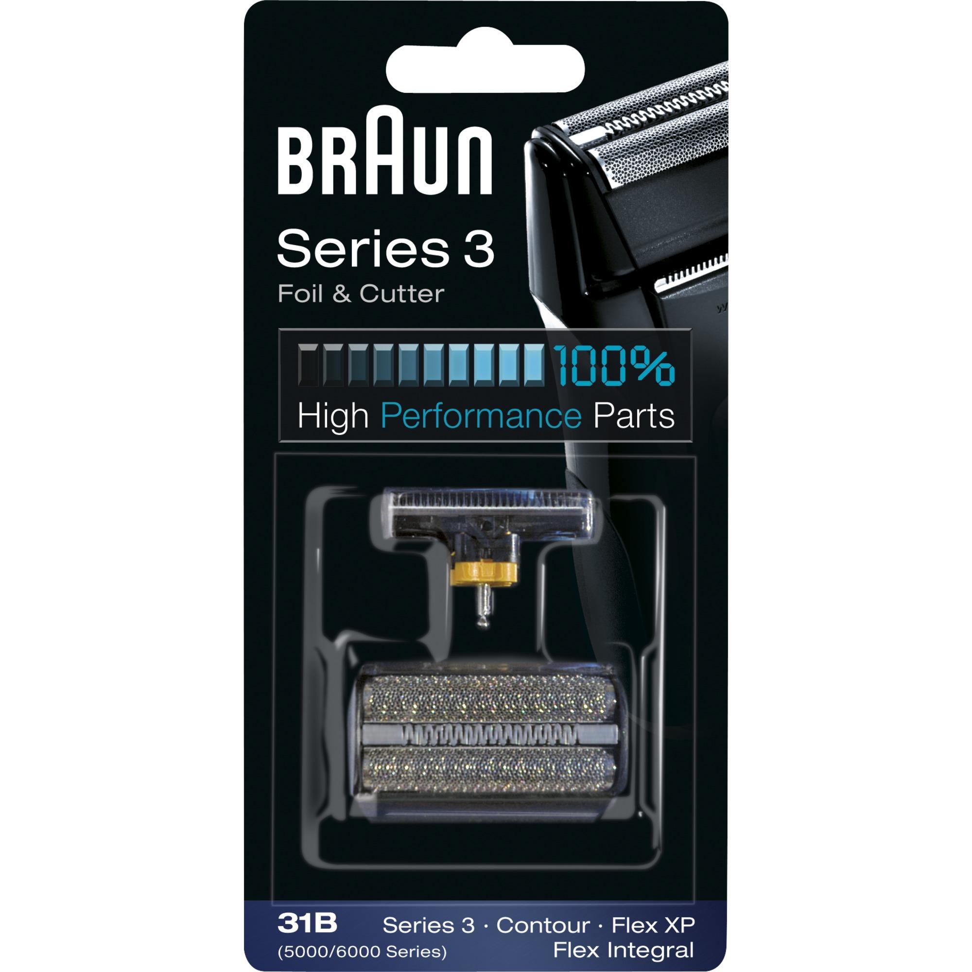 BR-KP505 Accesorios para máquinas de afeitar, Cabezal de afeitado