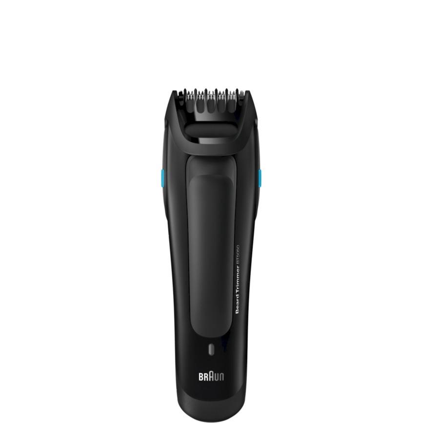 BT5050 depiladora para la barba Negro, Cortapelo para barba