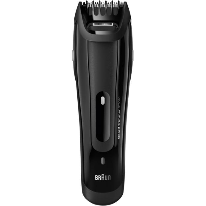 BT5070 depiladora para la barba Negro, Cortapelo para barba