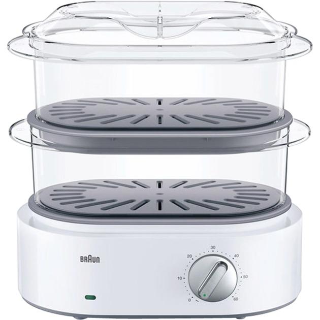 FS 5100 vaporizador 2 cesta(s) Blanco Mesa 850 W, Cocedor al vapor